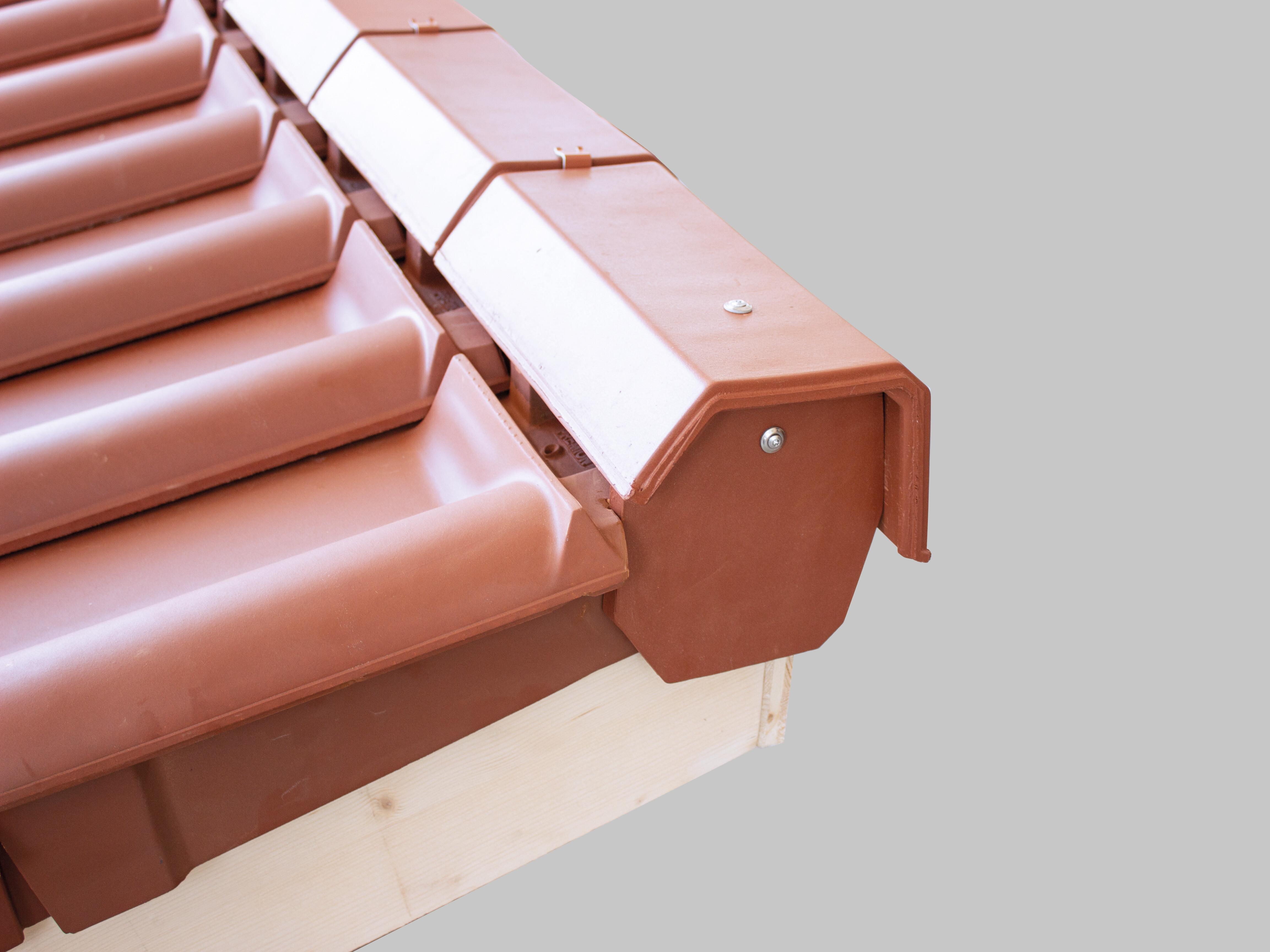 UNI shed roof tile