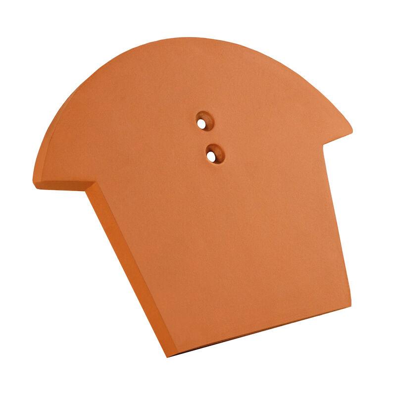 GUT ridge starter and termination plate ceramic PP