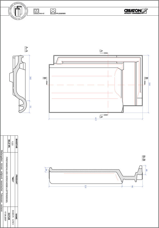 Product CAD file MZ3 adjustment range VSB
