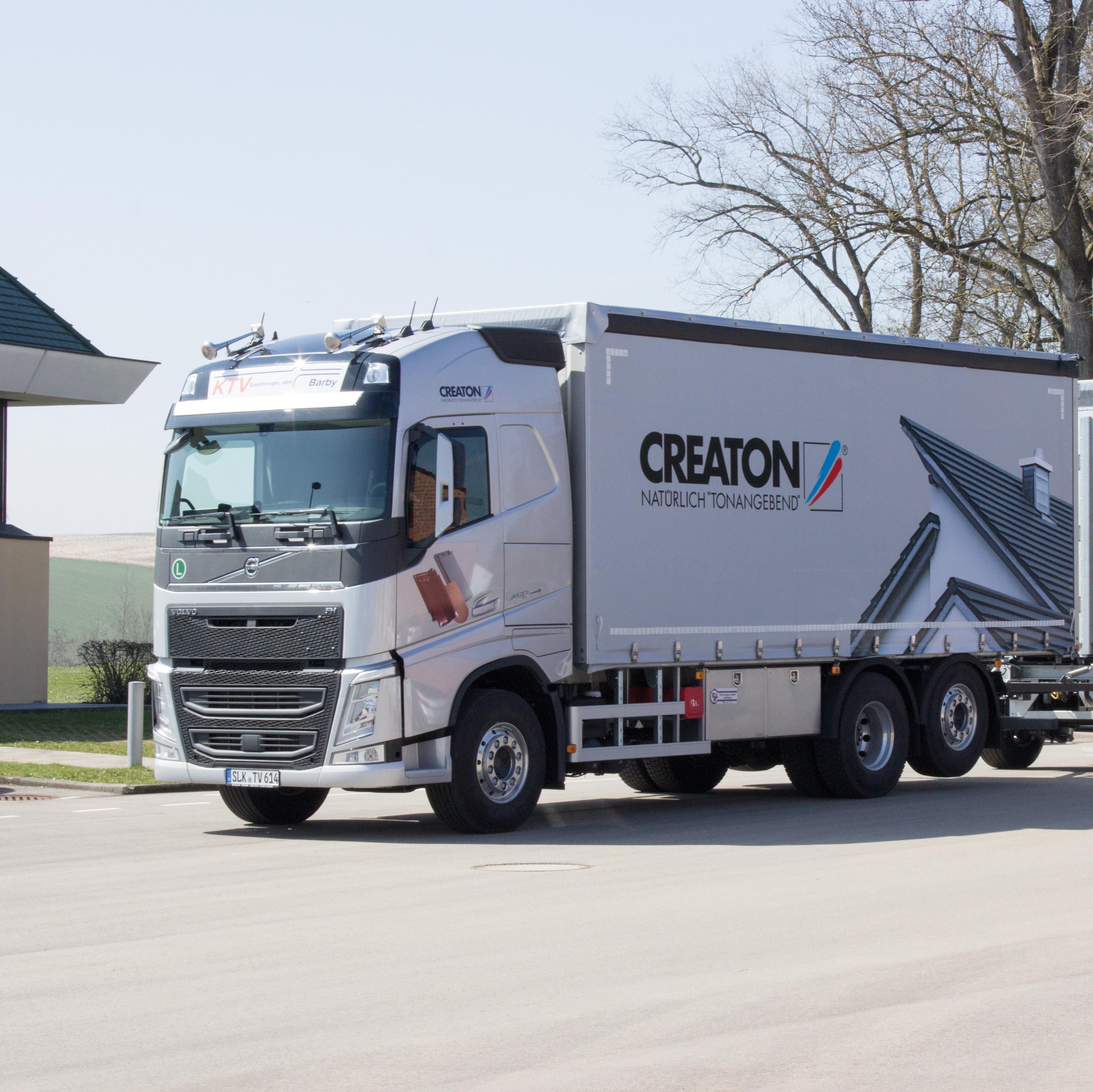 CREATON truck