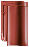 NUANCE wine red engobed