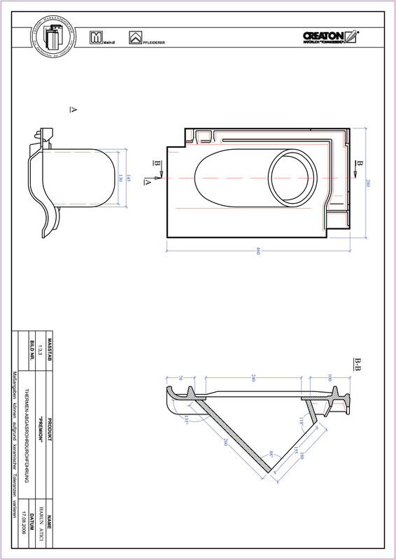 Product CAD file PREMION Thermal THERME