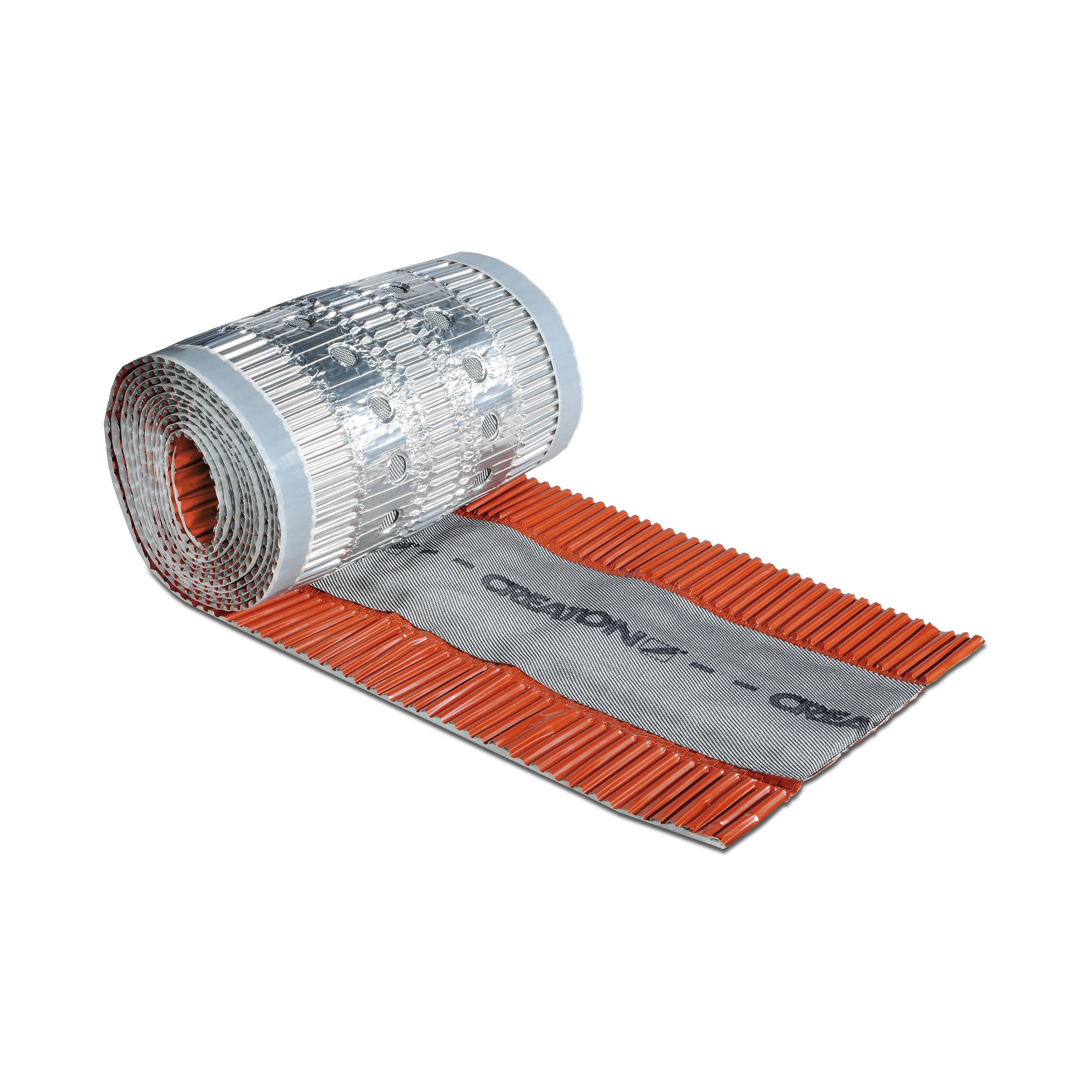 CREAROLL Alu First-/Gratrolle 150 cm² Lüftungsquerschnitt