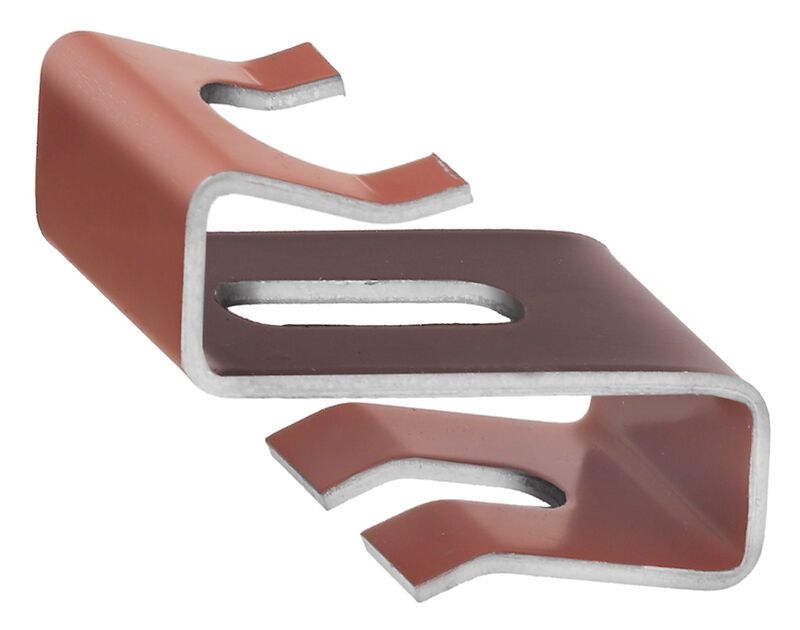 Ridge clip aluminium PR