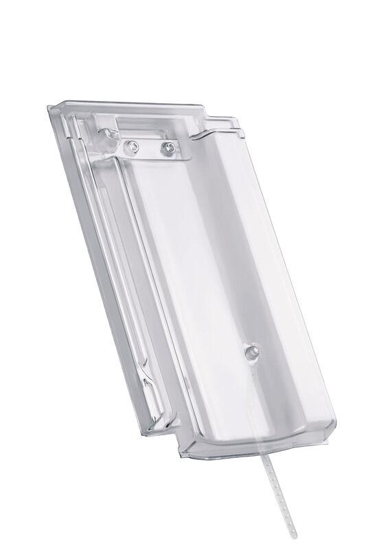 CAN transparent tile (acrylic)