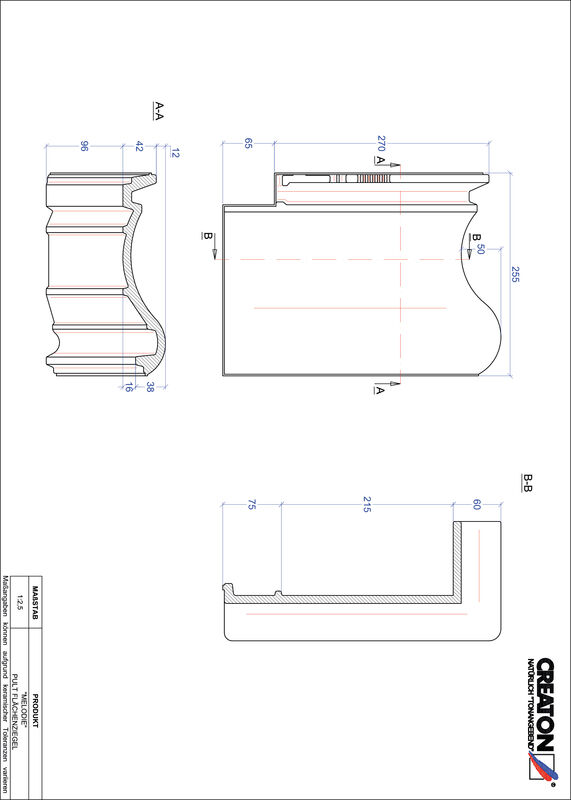 Product CAD file MELODIE shed roof tile field PULTFLA