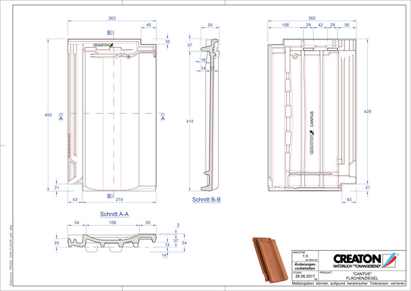 Product CAD file CANTUS field FLA