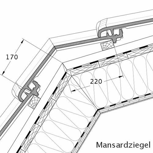 Product technical drawing MZ3 NEU MAZ