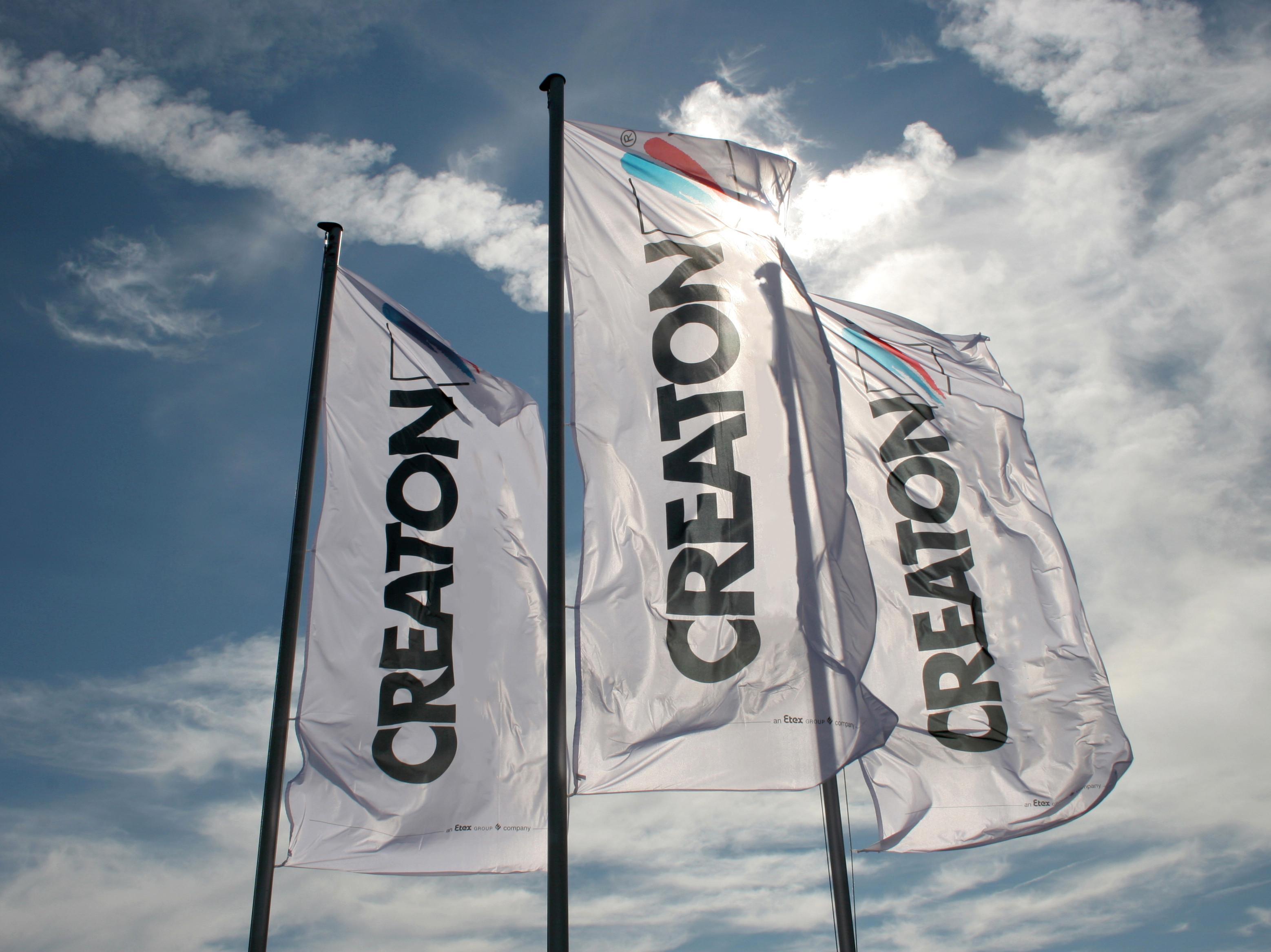 CREATON flags